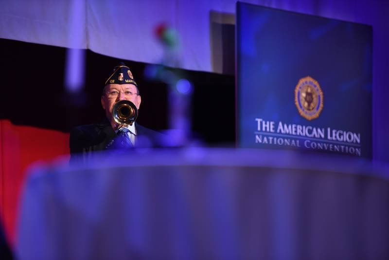 American Legion Taps Jari