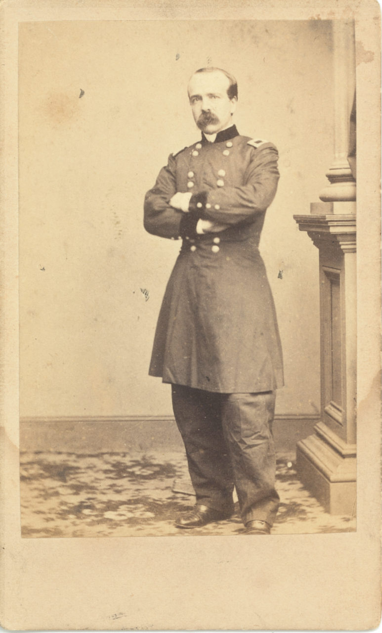 Daniel Butterfield CDV
