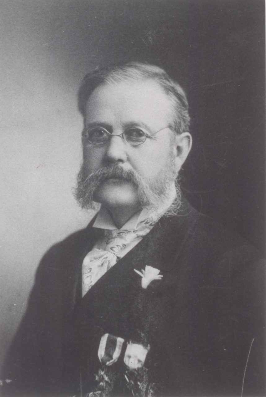 Norton in 1890