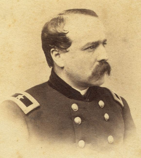 Brigadier General Butterfield