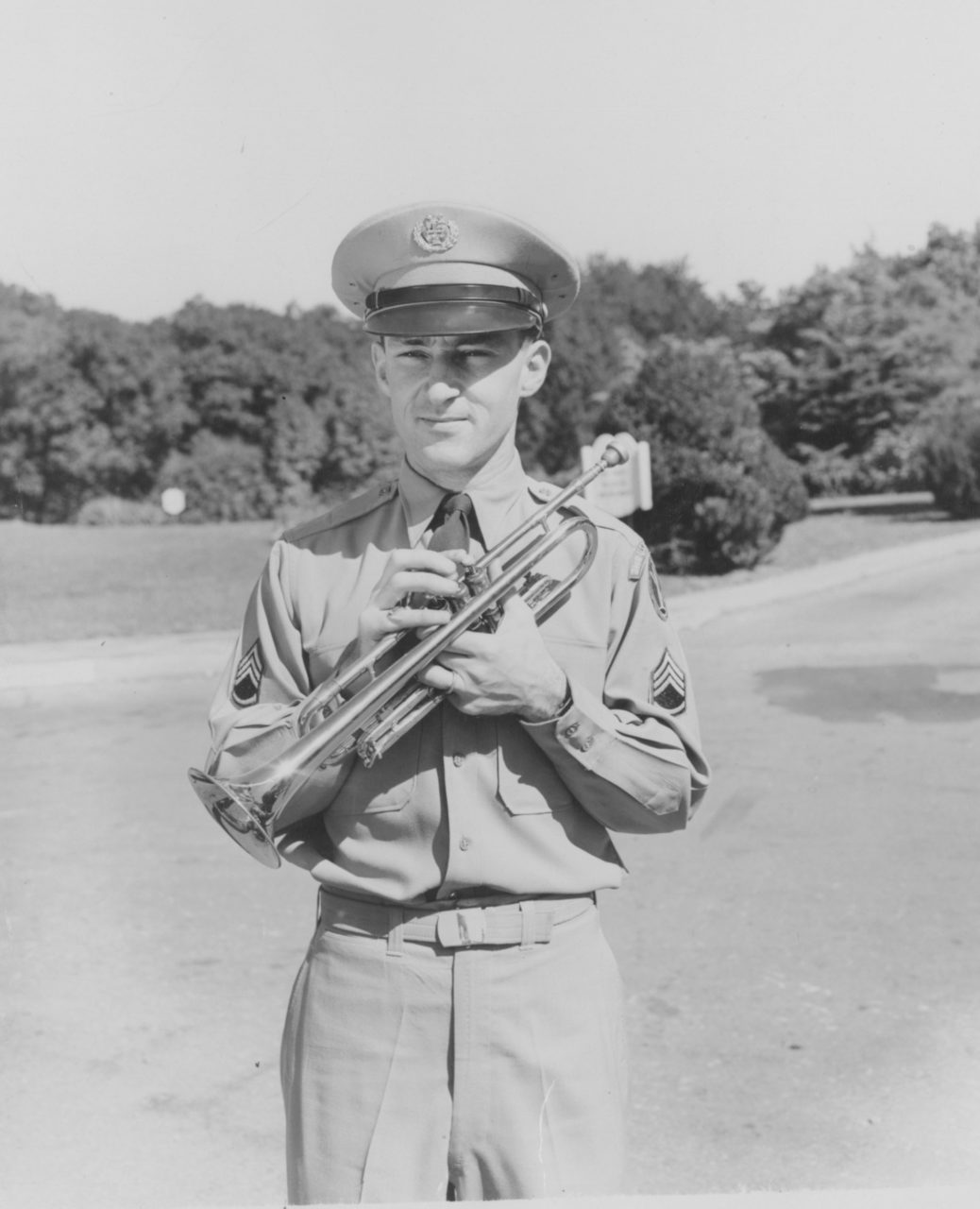 Tom kennedy us army claims service - Keith Clark In The 1950s At Fort Myer