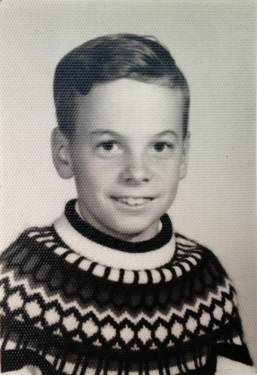 Eddie Hunter Age 9