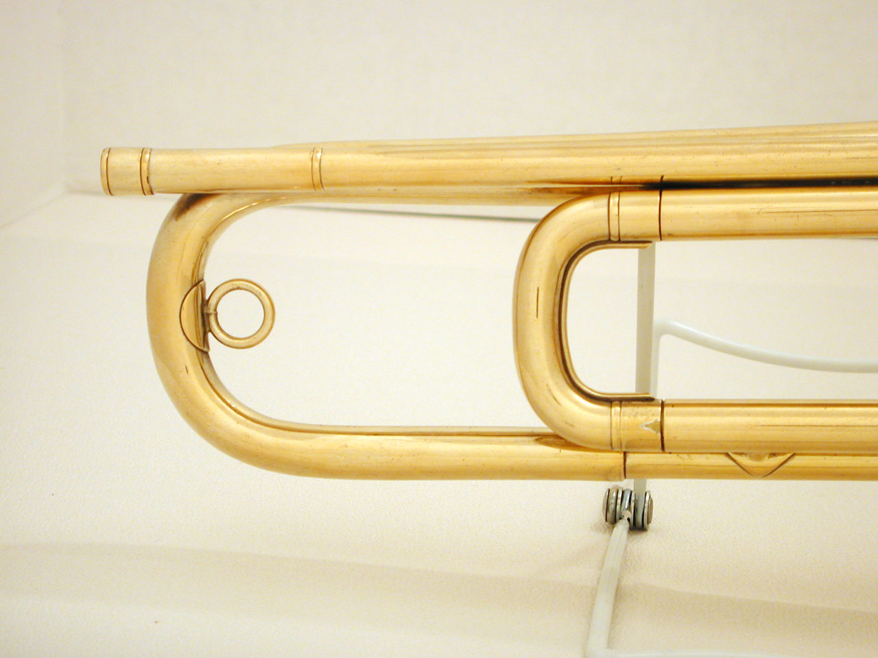 Fig. 3, Apollo Bugle Tuning Slide Detail