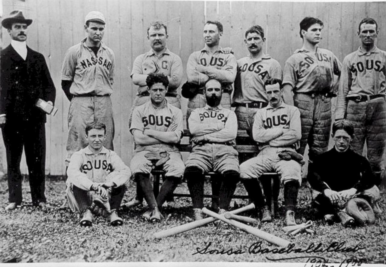 SOUSA Baseball Team