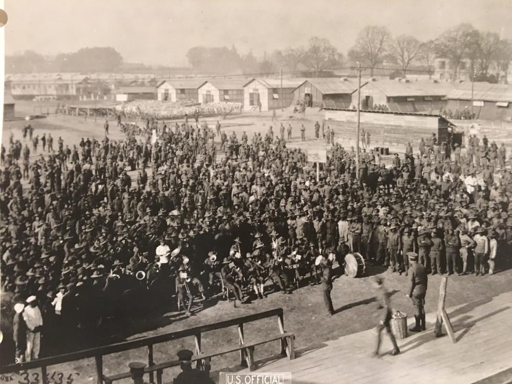 History of Bands in World War 1 Part 1 « Taps Bugler: Jari